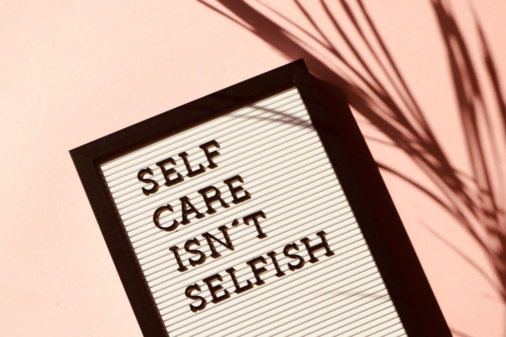zelfzorg-dominantie